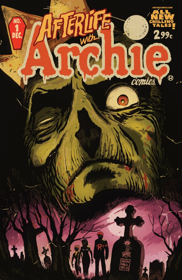 Francesco Francavilla, Afterlife With Archie