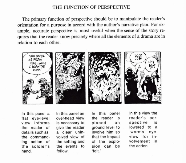 Eisner on Perspective