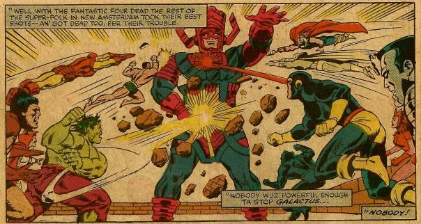 Ron Wilson & John Byrne, Marvel Two-In-One #100