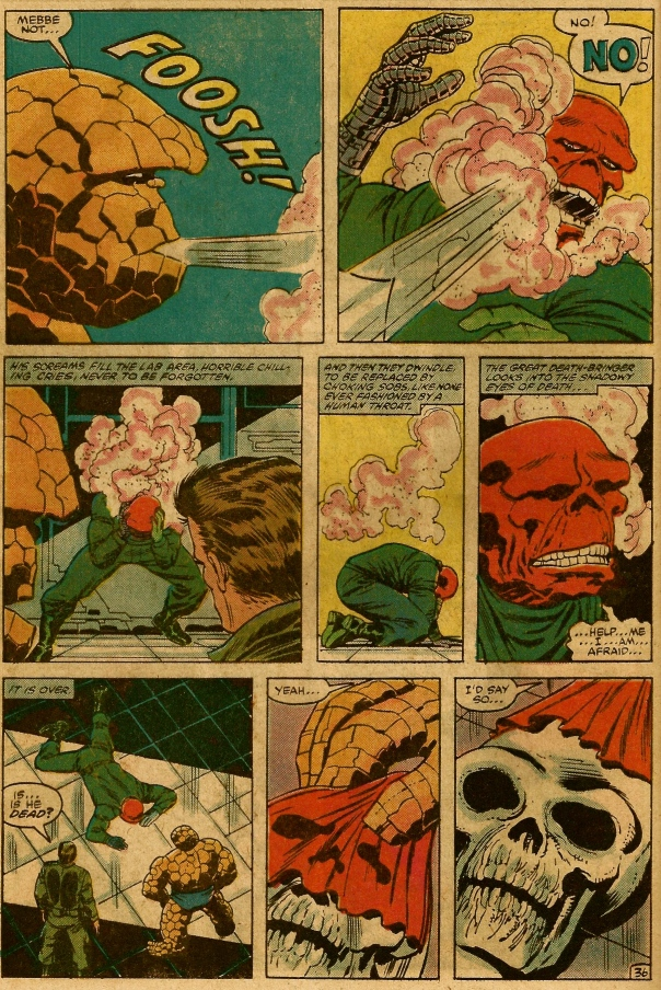 Ron Wilson & John Byrne, Marvel Two-In-One #100