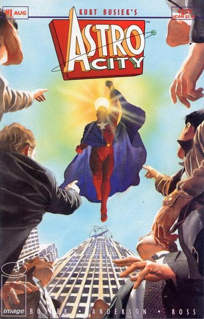 Astro City #1