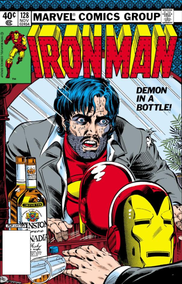 Iron Man #128