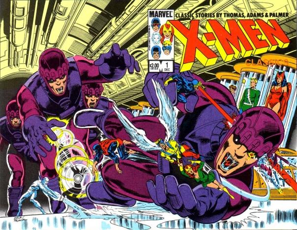 X-Men Classics #1