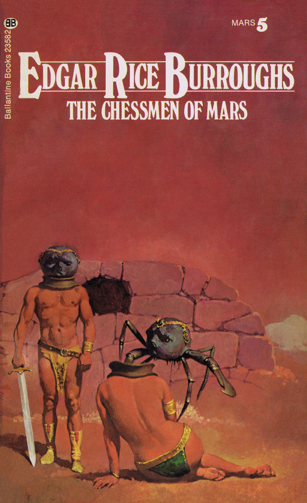 Chessmen of Mars