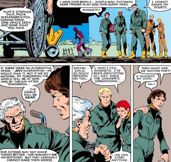 X-Men #141, Claremont & Byrne
