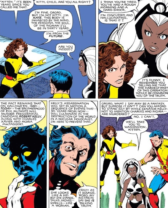 X-Men 141, Claremont & Byrne