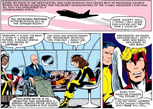 X-Men 142, Claremont & Byrne