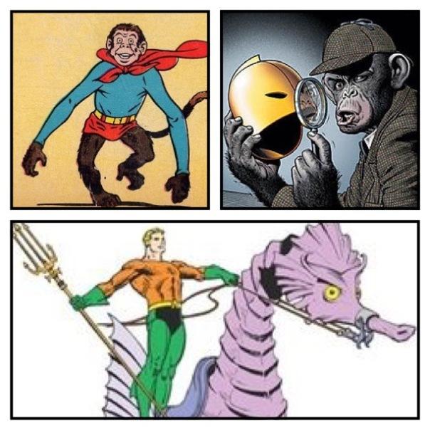 Super-Animals ... extinct??