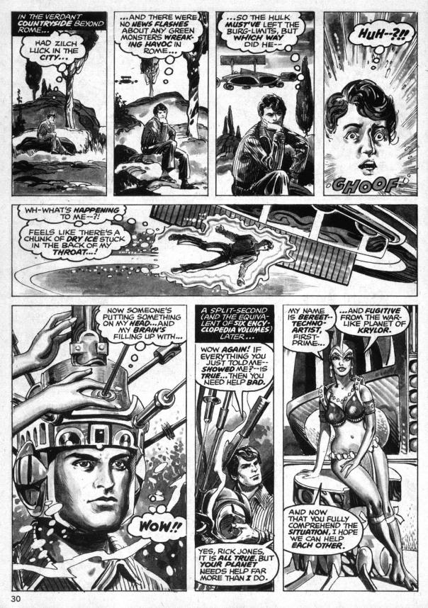 The Rampaging Hulk Magazine #1 - Page 28