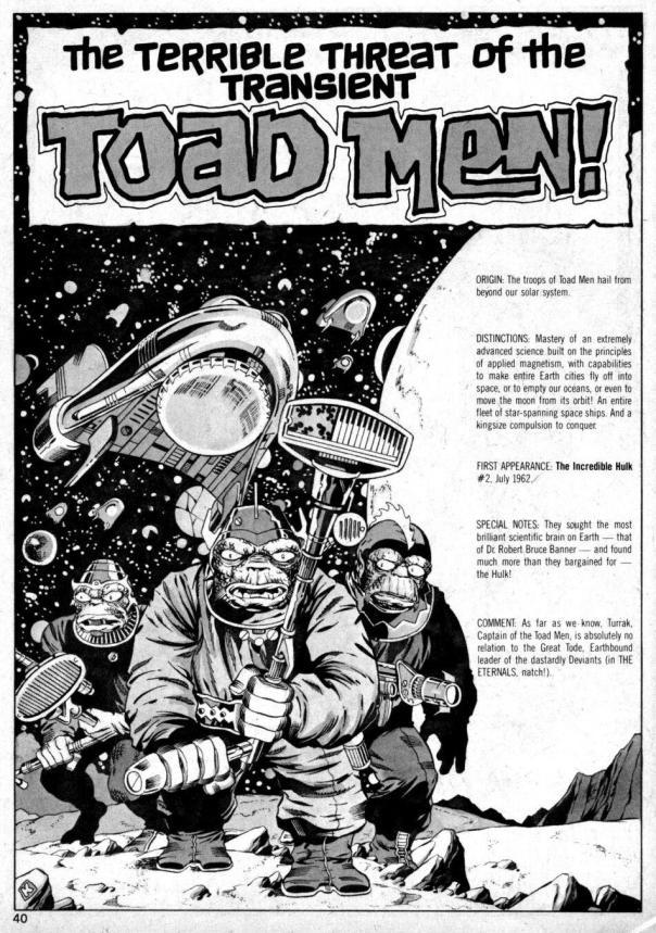 The Rampaging Hulk Magazine #4 - Page 33
