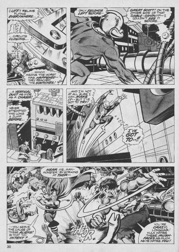 The Rampaging Hulk Magazine #9 - Page 30
