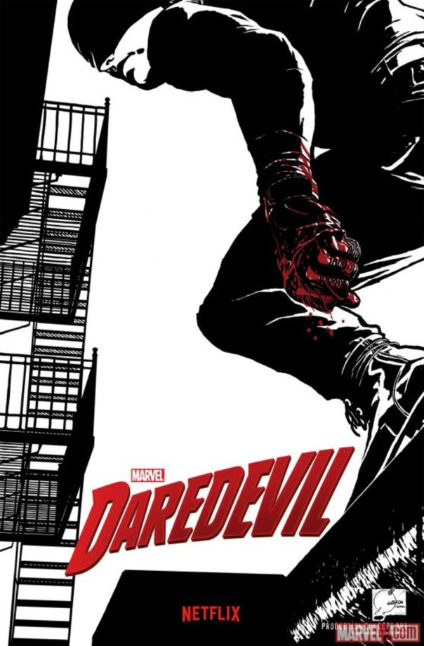 Daredevil on Netflix