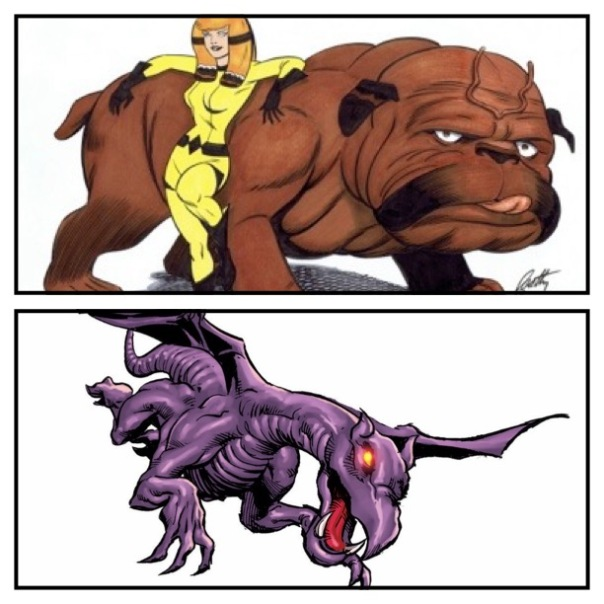 Lockjaw vs. Lockheed