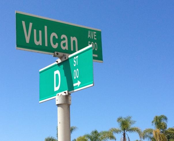 Spock Block -- Vulcan & D