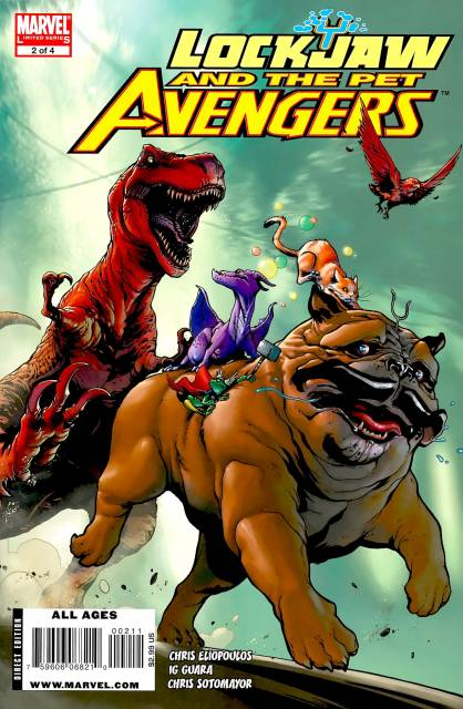 Lockjaw & The Pet Avengers