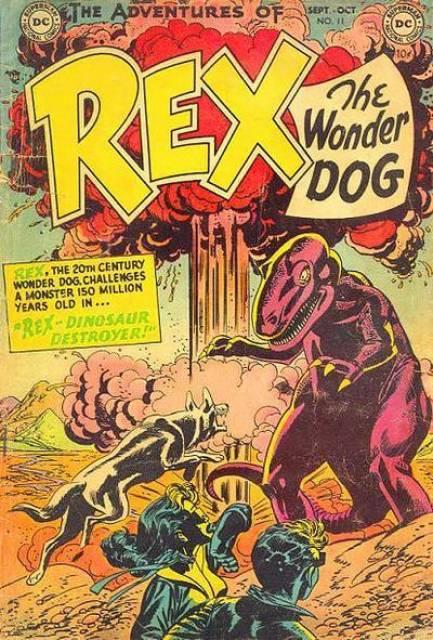 Rex vs. T-Rex
