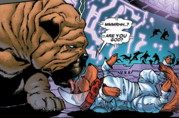 Lockjaw is Top Dog!