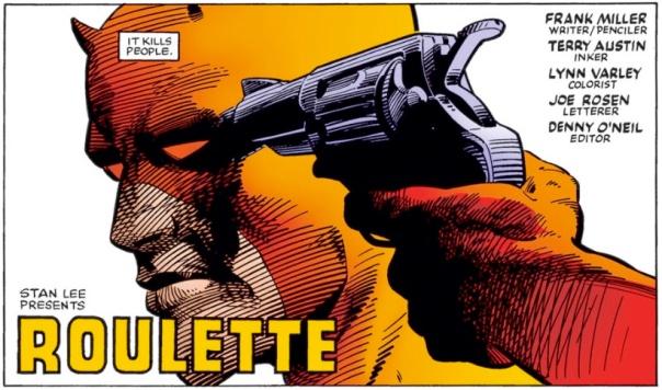 Frank Miller's Daredevil