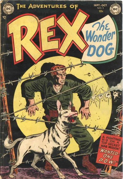 Rex The Wonder Dog by Gil Kane