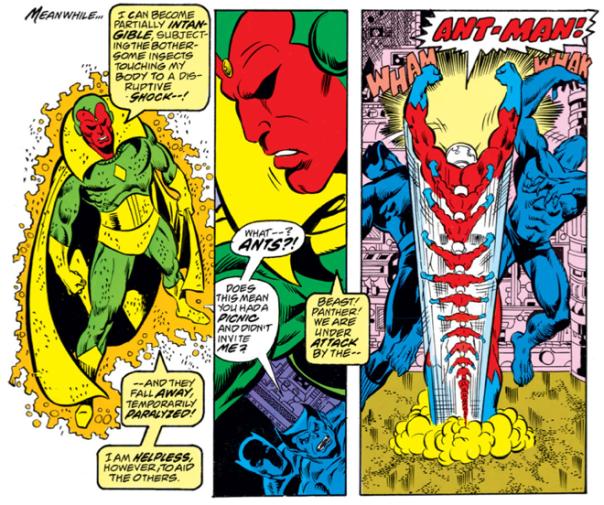 Avengers #161
