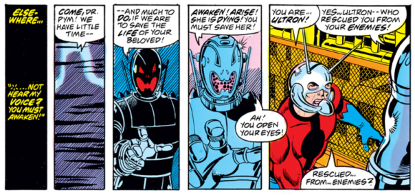 Avengers #162, Ultron