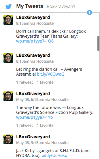 Longbox Graveyard on Twitter