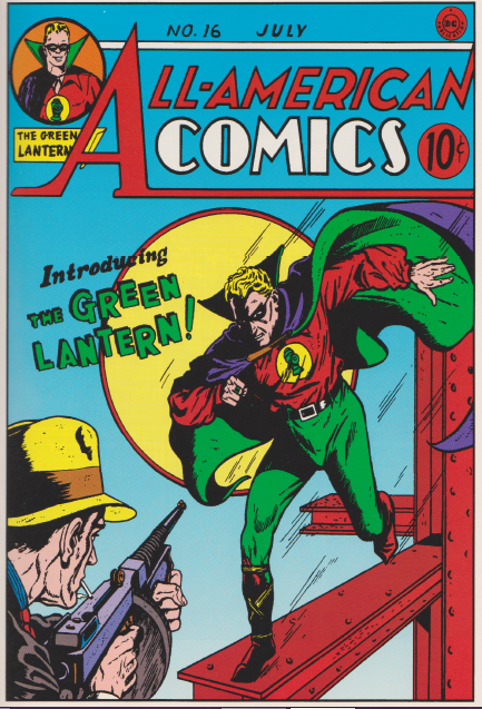 Golden Age Green Lantern!