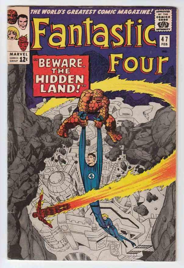 Fantastic Four #47