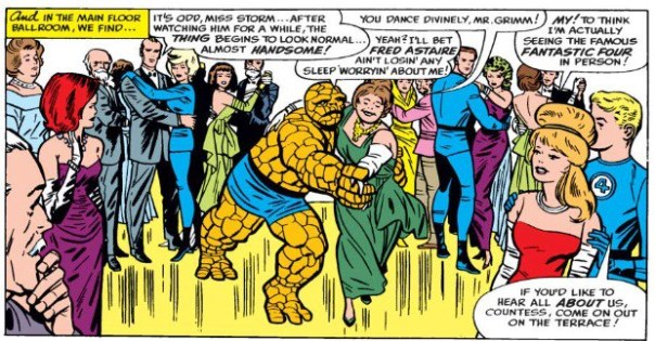 Fantastic Four Annual #2, by Stan Lee & Jack Kirby