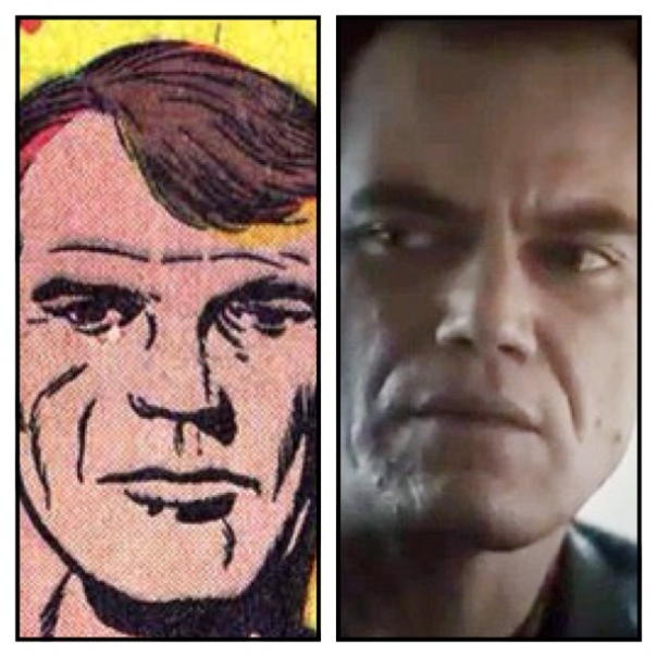 Michael Shannon is Ben Grimm