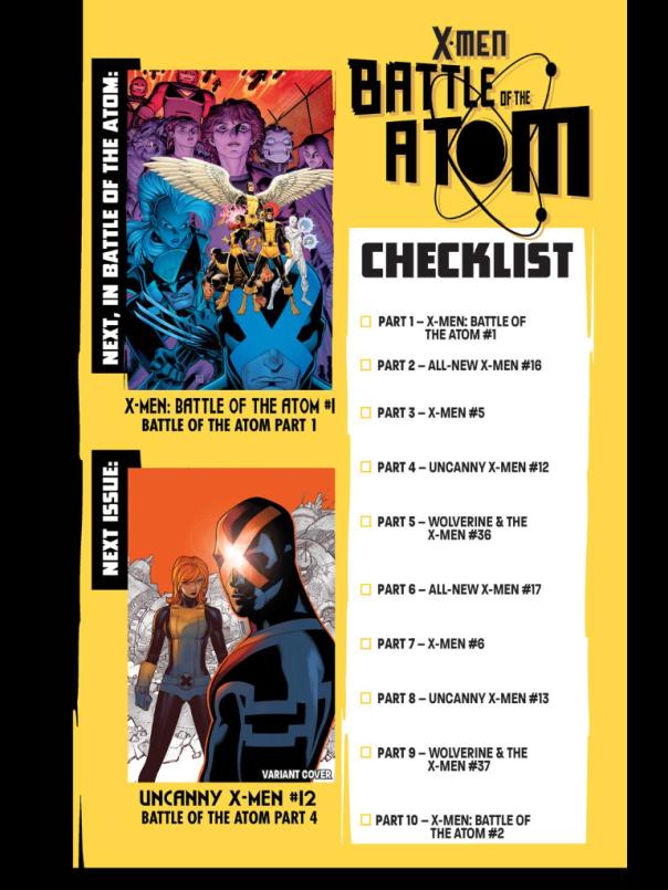 your checklist mocks me