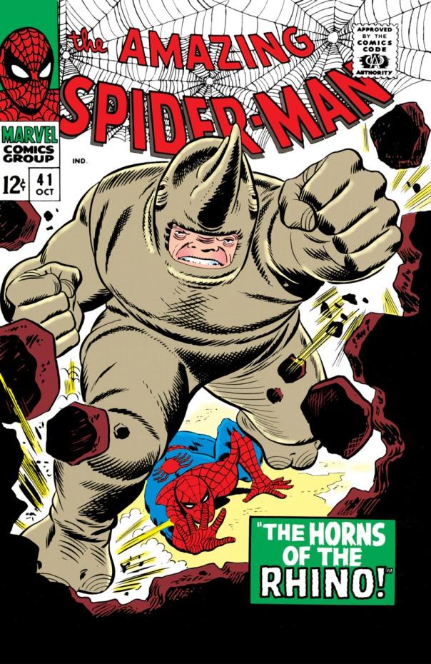 Amazing Spider-Man #41, John Romita