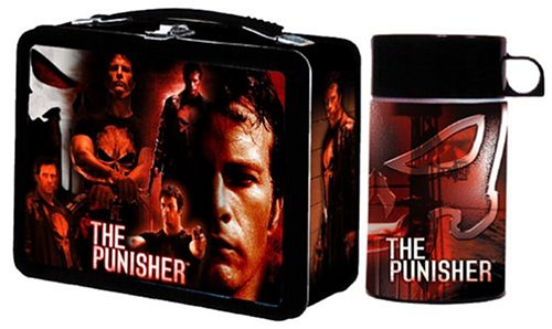 Punisher lunch box
