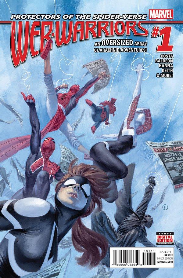 Web-Warriors #1