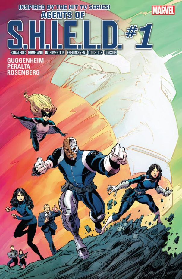 Agents of S.H.I.E.L.D. #1