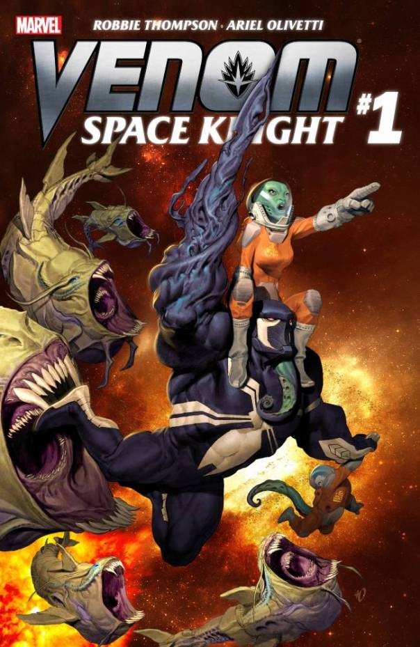 Venom Space Knight #1
