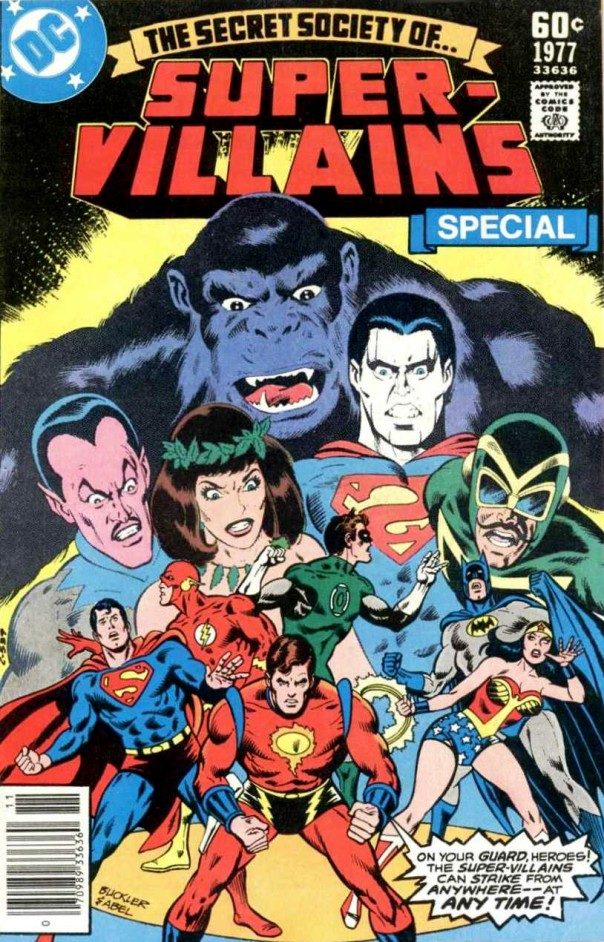 Secret Society of Supervillains