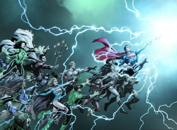DC Rebirth!
