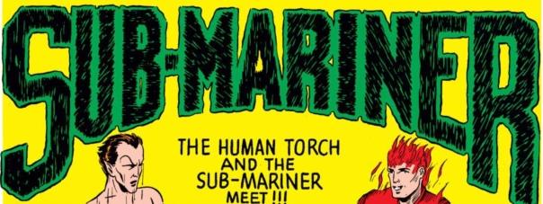Marvel Mystery Comics #8