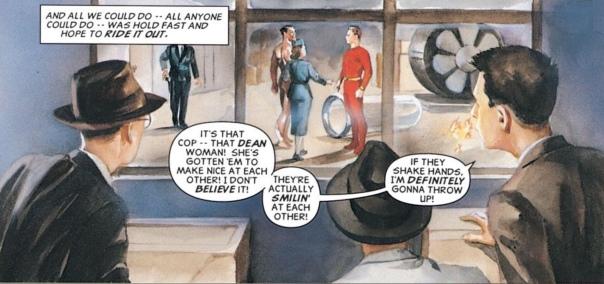 Marvels #1 by Alex Ross & Kurt Busiek