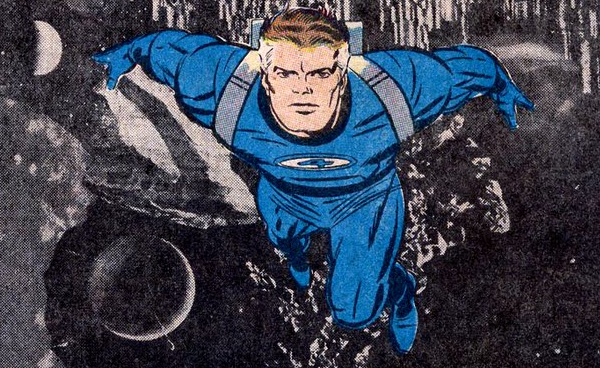 Reed Richards by Jack Kirby