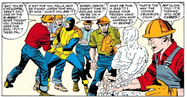 X-Men #2, Stan Lee & Jack Kirby