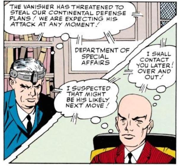 X-Men #2, Stan Lee & Jack Kirby