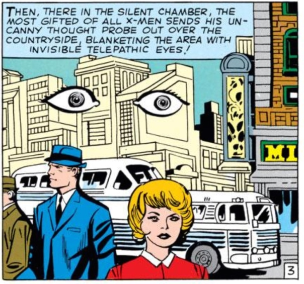 X-Men #3, Stan Lee & Jack Kirby