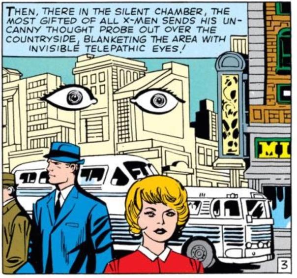 X-Men #3, Stan Lee & Jack Kirby