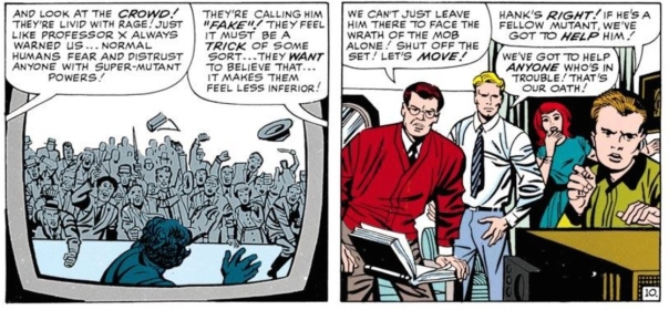 X-Men #5, Stan Lee & Jack Kirby