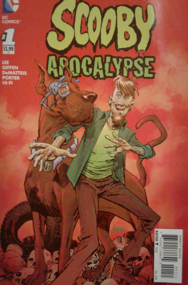 Scooby Apocalypse #1