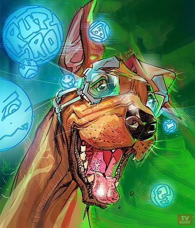 Scooby Emojii