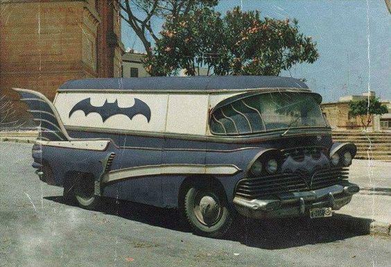 Bat Bus!
