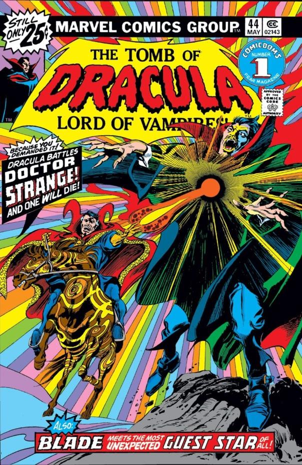 Tomb of Dracula #44
